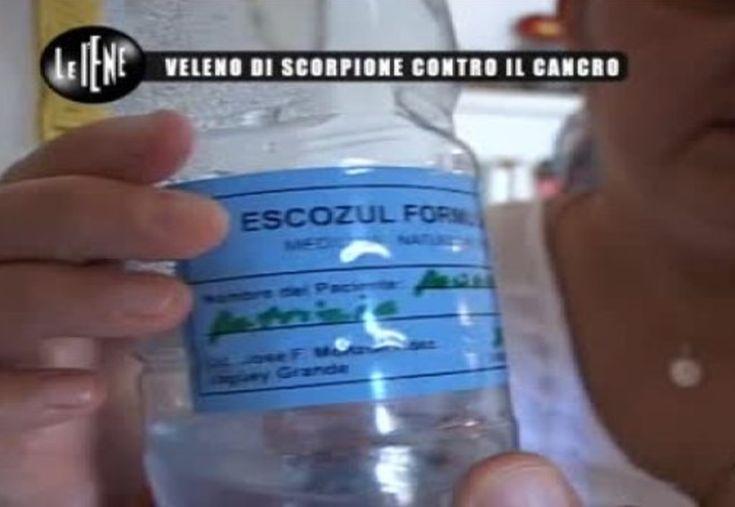 Escozul, presunto farmaco antitumorale tra mito e realtà - Seguici su nursetimes.org - Giornale di informazione sanitaria - #NurseTimes