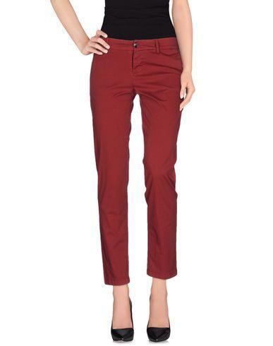 PÉCHÉ Women's Casual pants Maroon 4 US