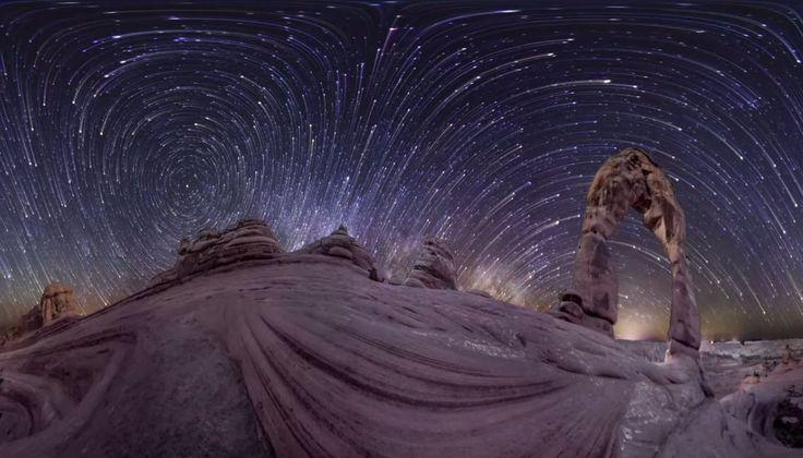 Panorámicas planetarias por Vincent Brady  #AdobePremierePro #DevilsTower #LansingCommunityCollege #MagicLantern #PinkFloyd #VincentBrady #XMP