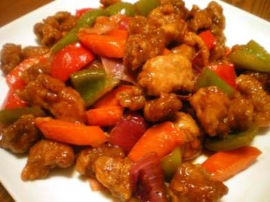 SWEET & SOUR PORK RECIPE: Take a look at this recipe for making some delicious Sweet and Sour Pork in a slow cooker.