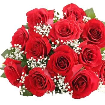 #2) 1 dozen Red roses. Be better than that people. Ever hear of a lilac? Maybe some jasmine?