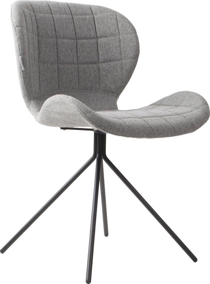 OMG stoel - Zuiver - grijs