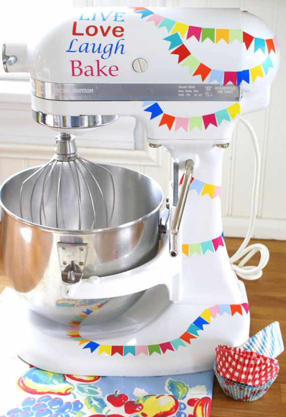 19 best Impressionen Pimp your KitchenAid images on Pinterest