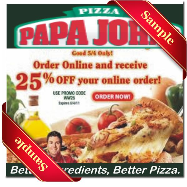 papa johns coupons - 600×600