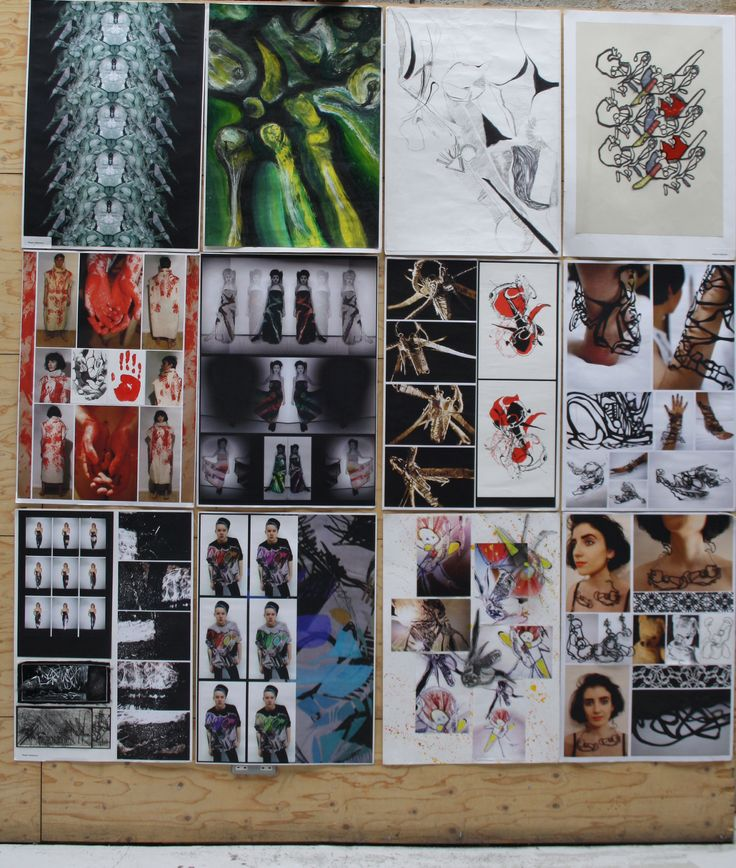 Folio accepted for GSA fashion, GSA textiles, GSA Jewellery, ECA fashion and textiles and ECA performance costume