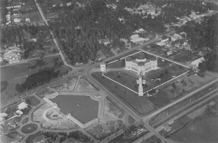 1931-1940: 'Mesjid Raya' & the 'Park' - Complete. HQ