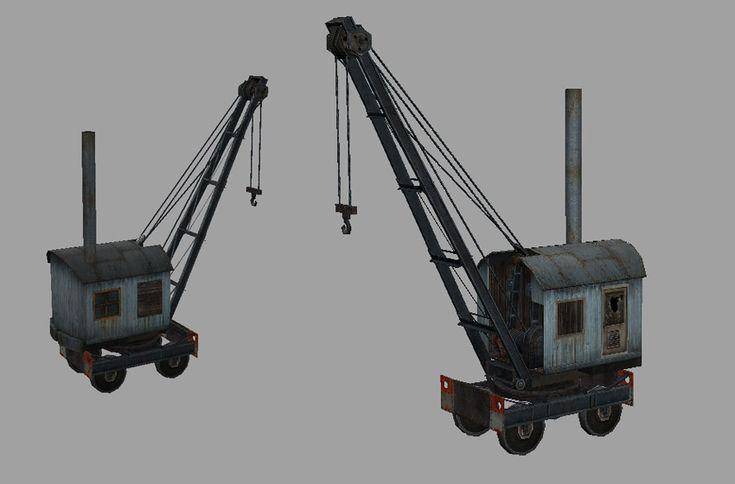 3D model for WoT Техника 04