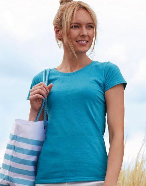 Sertext Camisetas Publicitarias Personalizadas: CAMISETA ORIGINAL LADY FIT