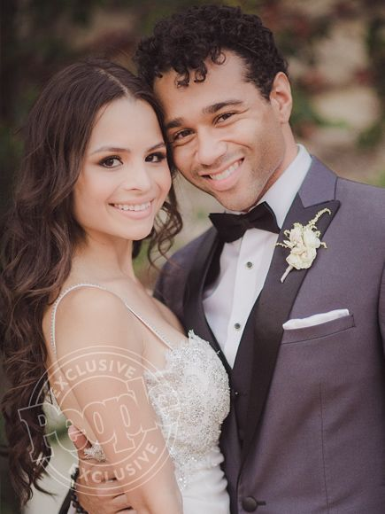 Corbin Bleu Wedding Photos : People.com