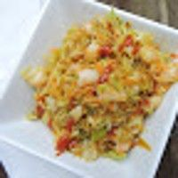 Just Jessie B: Shrimp Egg Roll Bowls