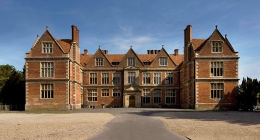 Shaw House, Newbury, Berkshire - Built in 1581 by Newbury clothier Thomas Dolman. This fine Elizabethan building was home to successive Dolman families, the flamboyant Duke of Chandos & the Andrews, Eyre & Farquhar families. Over this time the House played host to several royal visitors, including Elizabeth I. The most recent chapter in the building's history began in 2005 when building contractors began restoration following grants from the Heritage Lottery Fund...