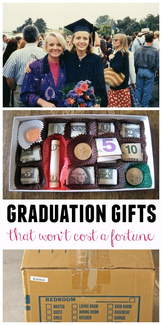 Graduation Gifts that Won't Cost a Fortune | Life as MOM - Got a graduation to celebrate? Here are some good gift ideas that won't cost a fortune.