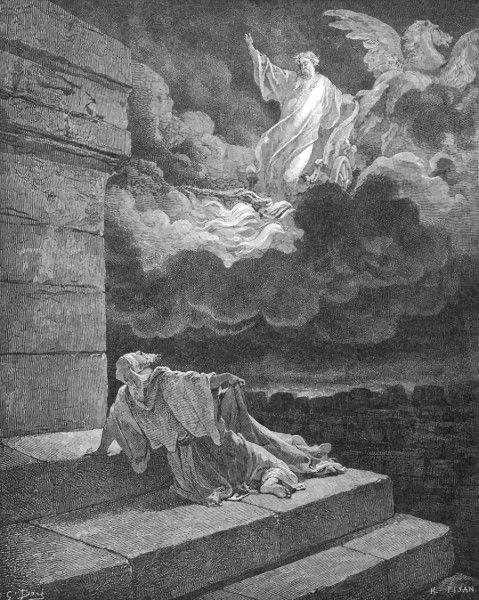 Elijah bible | Elijah Chariot of Fire