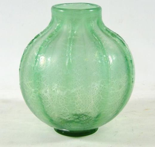 Leerdam, A.D. Copier vase