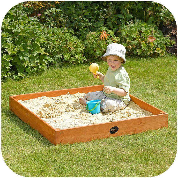 Plum Junior Sandpit   Toys R Us Australia