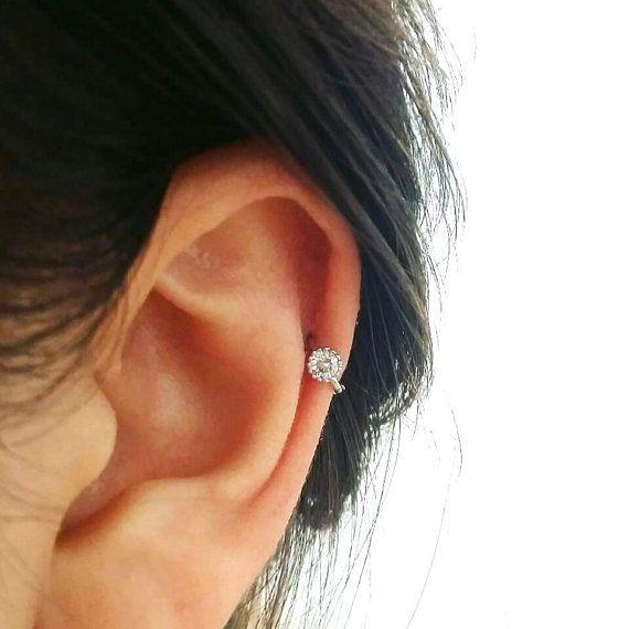 63 best helix piercing images on Pinterest   Piercing ...