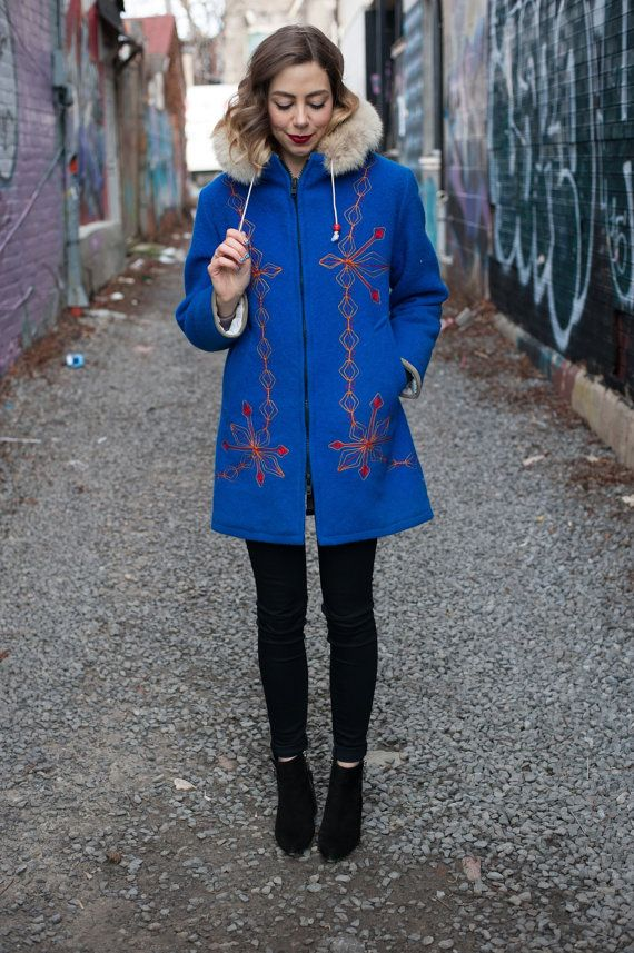 16 best parka coats images on Pinterest | Handmade items