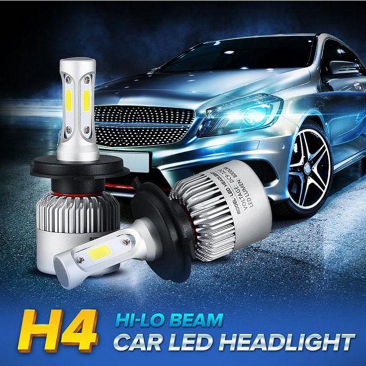 $18.81 (Buy here: https://alitems.com/g/1e8d114494ebda23ff8b16525dc3e8/?i=5&ulp=https%3A%2F%2Fwww.aliexpress.com%2Fitem%2FH1-H4-H7-H11-H13-9005-9006-COB-72W-LED-Car-Headlight-Bulbs-6500K-8000LM-Headlight%2F32788365455.html ) H1/H4/H7/H11/H13/9005/9006 COB 72W LED Car Headlight Bulbs 6500K 8000LM Headlight All-In-One Hi-Lo/Single Beam Fog lamps for just $18.81