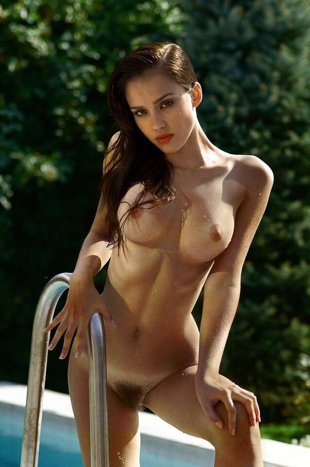 Authoritative point Jessica alba naked so real situation