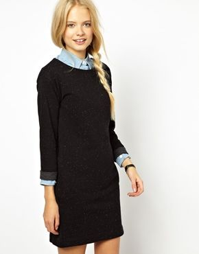 Jack Wills Sweatshirt Dress - Out of stock, so I may need to make 1 (similar to a T-shirt dress!)