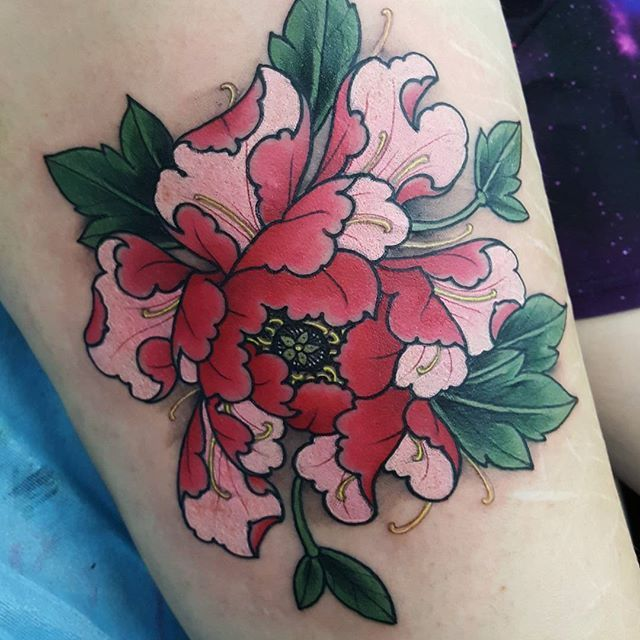 Flower Drawing App: 17 Best Ideas About Japanese Peony Tattoo On Pinterest