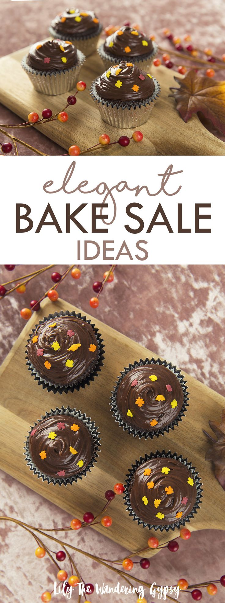 Fall Bake Sale Tips! Help Raise Money For Kids and Families In Need with Ronald McDonald House Charities! Find out here! #ad #RaiseLove #forRMHC