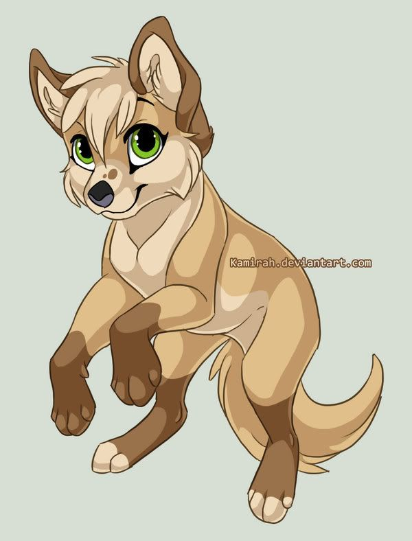 Heather: a cute young pup who is very playful. She is very fast and is a skilled hunter already. She likes to collects things that humans have lost and is best friends with Mia.She wants to become a medicine wolf.She is curious and loves to explore. need parents. power:unknown