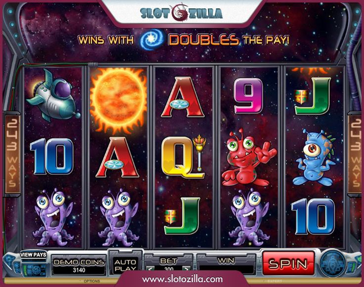 Galacticons™ Slot Machine Game to Play Free in Microgamings Online Casinos