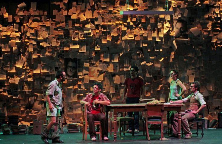 Tras cinco años fuera de la cartelera chilena, La Re-sentida vuelve con nueva temporada de obra que cuestiona el oficio teatral | Fundación Teatro a Mil