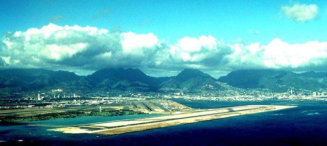 Honolulu International Airport (HNL / PHNL) Waikiki