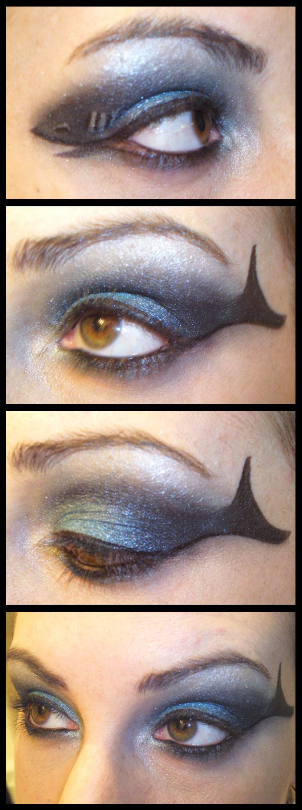 Recently I have been playing around with doing dramatic makeup looks. I was inspired by a youtube tutorial I saw. Here is the firstshoot that I did the makeup for. It is of my friend Katelyn and …