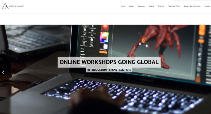 The Academy of Media Arts is now on #Skillshare! http://skl.sh/1MiGc4e #AMA Get a copy of our #OnlineWorkshop now!