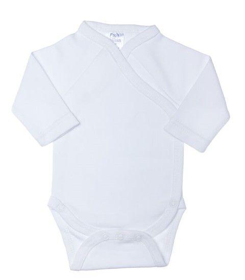 Petit villain Witte Romper voor meer leuke babykleding en spulletjes ga naar www.hiverstore.com