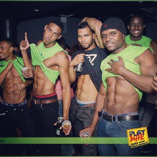 Trinidadian hot men