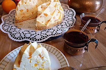 Mandarinen - Schmand - Pudding - Kuchen 1
