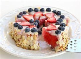 Healthy Summer Dessert.