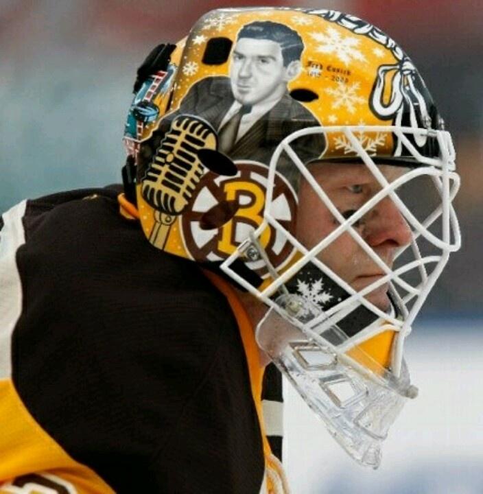 Tim Thomas Boston Bruins Goalie Mask Hell Yeah Hockey Goalie