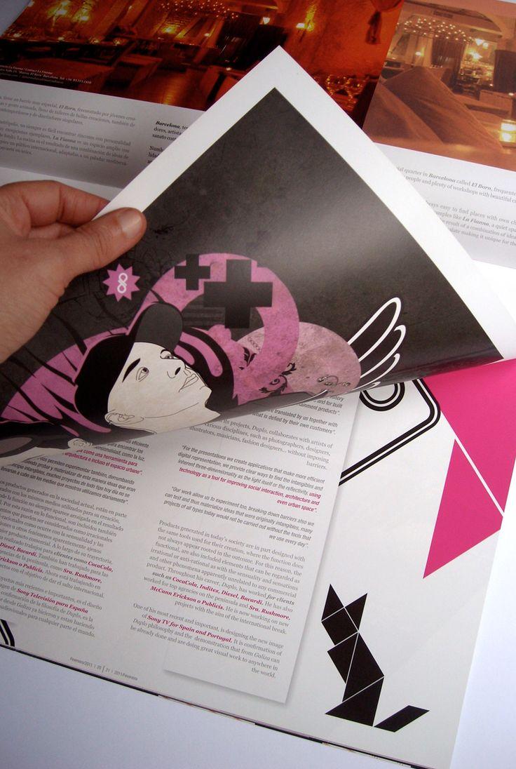 Revista Tintimám 01, Miranda estudio Vigo, Diseño de revistas, diseño editorial, diseño de catálogos, folletos, Duplo studio