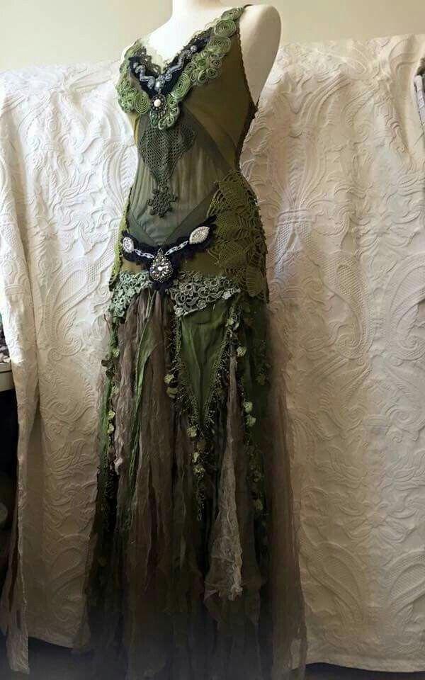 Dress by Rawrags https://www.etsy.com/shop/RAWRAGSbyPK