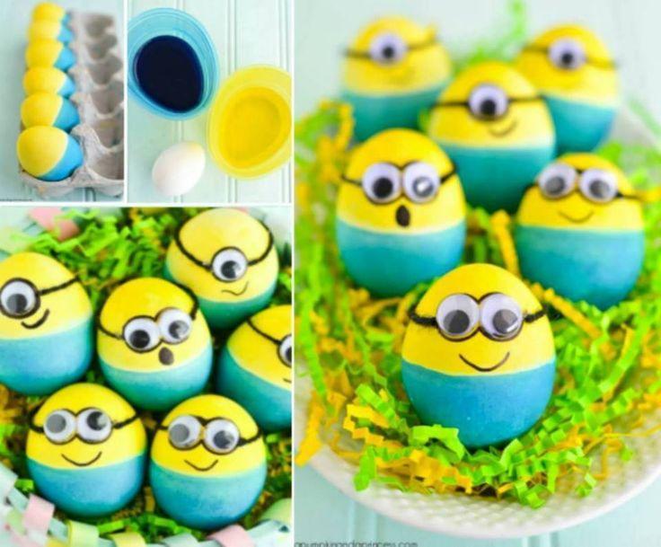 Egyszerű, nagyszerű húsvéti dekorációk! - MindenegybenBlog