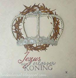 Tineke de Raat: jezus, mijn verlosser en Koning