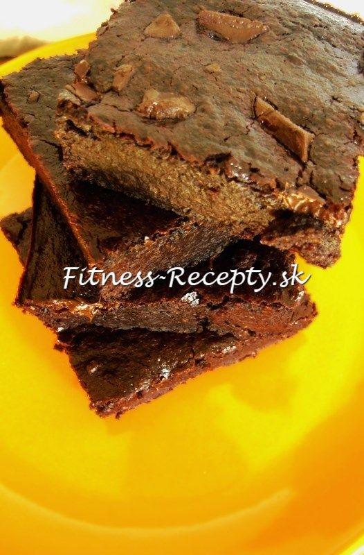 Brownies bez múky