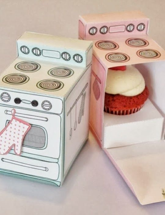TO DIY OR NOT TO DIY: CAIXA PARA CUPCAKES!