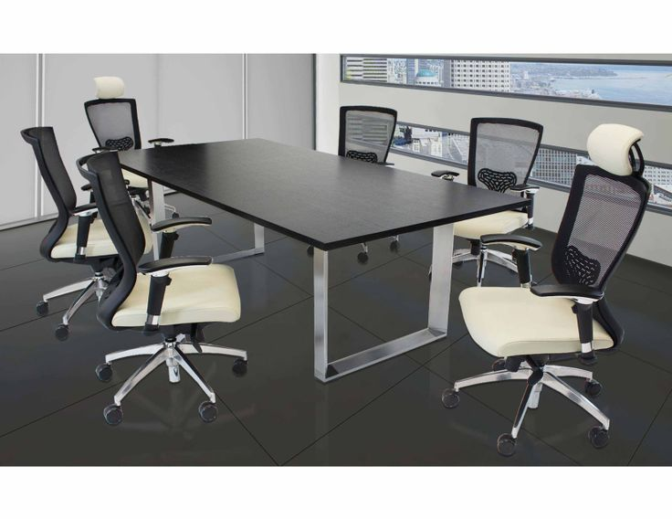 Mesa para sala de juntas v ah dise os pinterest for Sillas para sala de juntas