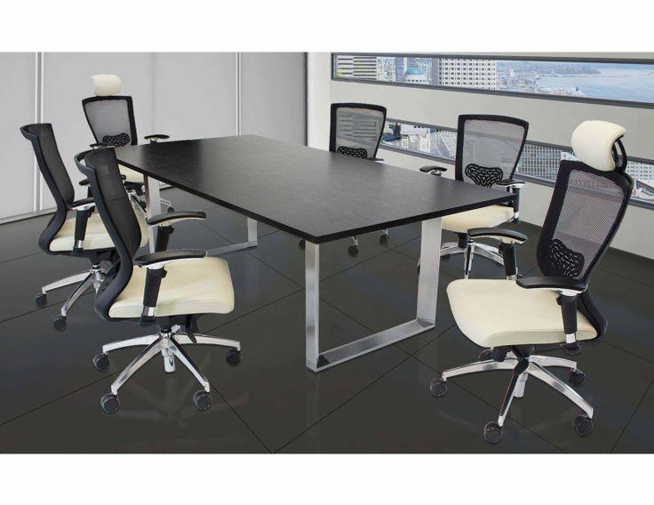 Mesa para sala de juntas v ah dise os pinterest mesas for Sillas para sala de juntas