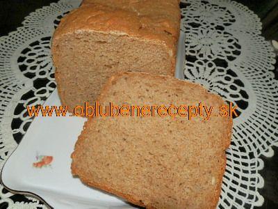 Chlieb s pšeničnými kličkami