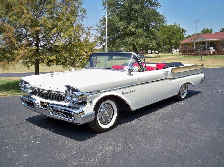 1957 Mercury Monterey Convertible | Mercury | Pinterest ...