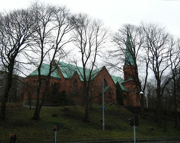 Johanneskyrkan, Göteborg, built in 1866.