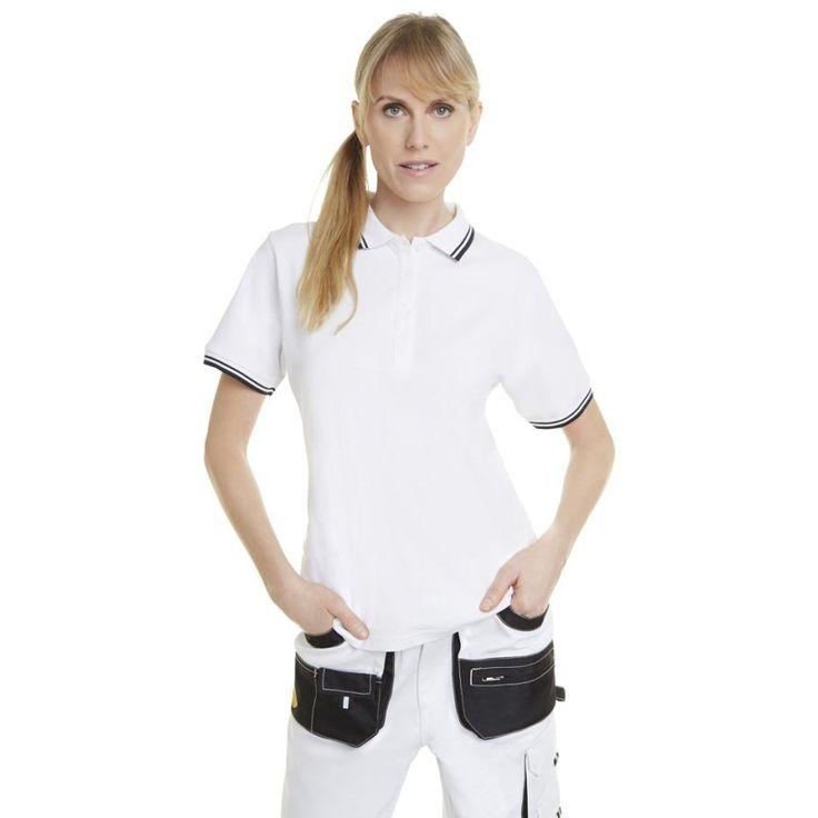 BRDS Poloshirt Women Contrast