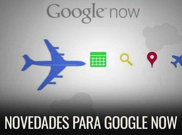 #GoogleNow quiere llegar más allá con su servicio en los móviles. http://www.enter.co/especiales/universoandroid/google-now-podra-mostrar-informacion-de-cualquier-aplicacion/